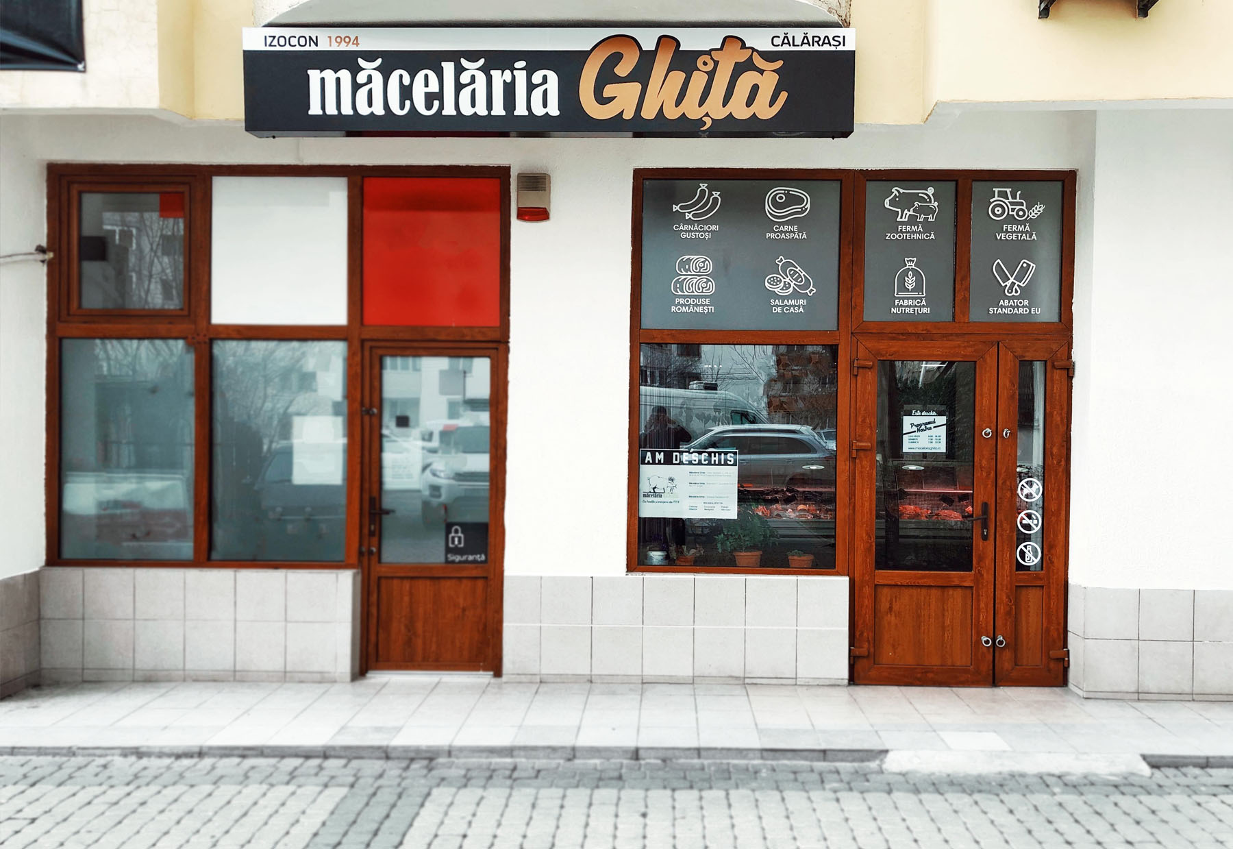 Macelaria Ghita Titan
